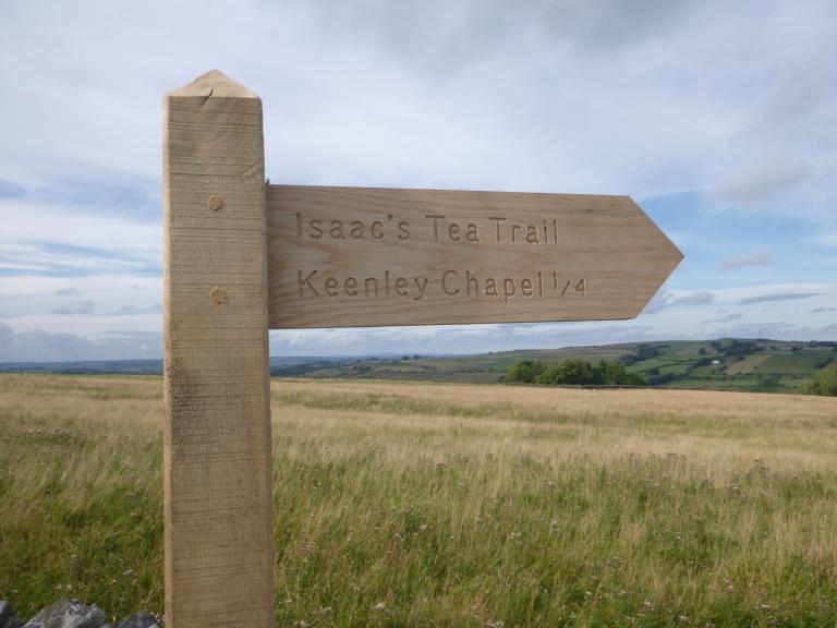 isaac keenley chapel sign