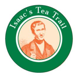Logo image IH Isaac's Tea Trail (1)