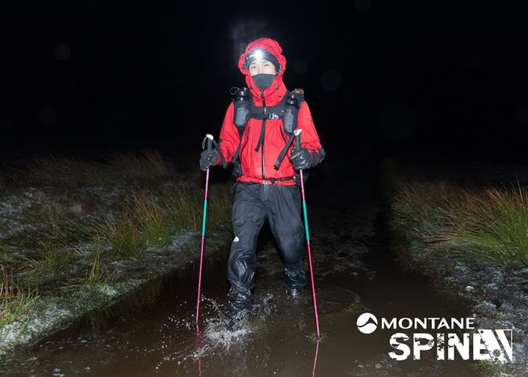 spine race night
